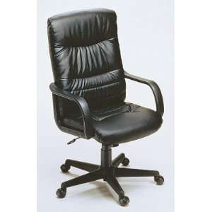 Chair Works Parma High Back Leather Executive Chair