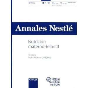 Nutricion materno infantil / Nutrition of the Mother and