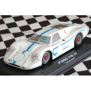1/32 NSR Analog Slot Cars   Ford Mark IV Presentation