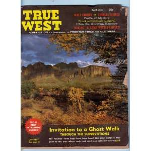True West (Invitation to a Ghost Walk): various: Books