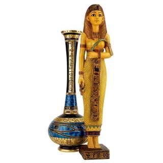 17 Classic Ancient Egyptian Statue Sculpture Queen Cleopatra VII