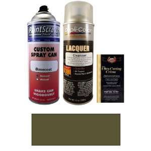 Oz. Dark Red Metallic Spray Can Paint Kit for 2013 Nissan Altima (NAD