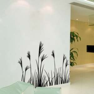 REEDS Nature Decor Mural Art Vinyl Wall Decal Stickers