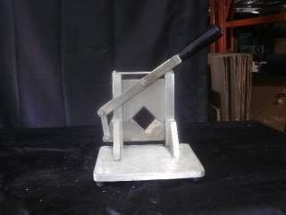 Stainless Steel Small Animal Lab Rat/ Mouse Guillotine