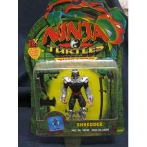 Ninja Turtles The Next Mutation Shredder Figure Toys & Games