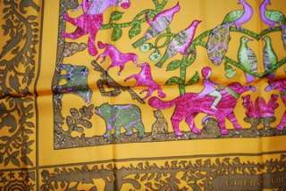 BRAND NEW Hermes Early America silk scarf 90 RARE!!!!