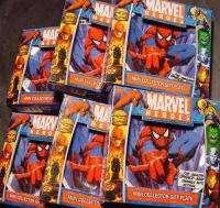WHOLESALE LOT MARVEL COMIC SPIDERMAN HEROES MINI PLATE