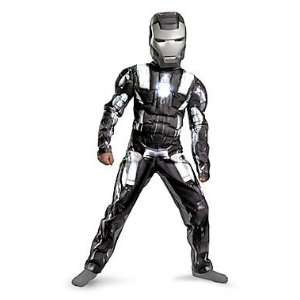 Iron Man 2 War Machine Classic Muscle Child Costume Toys & Games