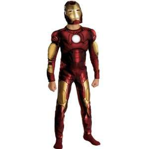 Iron Man Costume Child Muscle Chest Small 4 6 Sperheroes