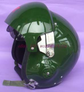 New Open Face Green Motorcycle Jet Pilot Helmet M L XL