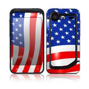 I Love America Design Decorative Skin Cover Decal Sticker
