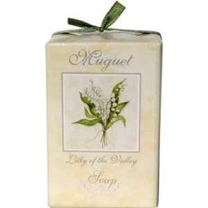 La Bouquetiere Muguet (Lily of the Valley) Soap: Beauty