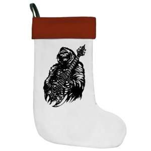Stocking Grim Reaper Heavy Metal Rock Player