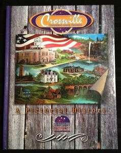 Cumberland County, Tennessee Pictorial History Book   Centennial Pub