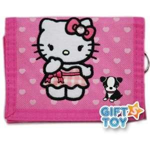 Sanrio Hello Kitty & Friends Plaid Tri fold Wallet