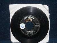 Elvis Love Me Tender/Anyway U Want Me G+ 7 45rpm