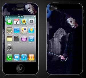 MICHAEL MYERS HALLOWEEN Iphone 4 Decal Sticker Skins