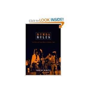 Dance Music in Mobutu's Zaire (9780822340911) Bob W. White Books