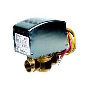 Wiring diagram honeywell sweat valve 8043 honeywell gas for Wirsbo motorized valve actuator manual