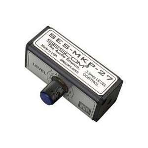 Sescom SES MKP 27 Professional Stereo 3.5mm Volume Control