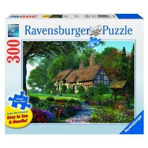 Secret Sanctuary   300 Pieces Large Format Puzzle Toys & Games