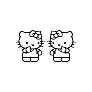 Hello Kitty 5 Sticker Pack