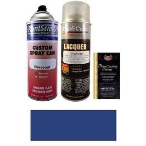 12.5 Oz. Innocent Blue Pearl Metallic Spray Can Paint Kit
