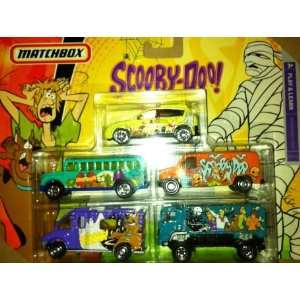 Scooby Doo Matchbox 5 Pack Cars Toys & Games