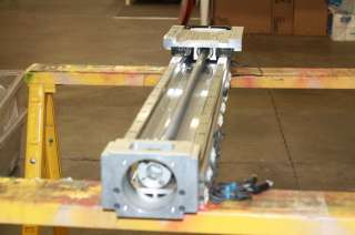 THK GL20N SSR20 Linear Rolled Ball Screw Actuator 830L Linear Guide