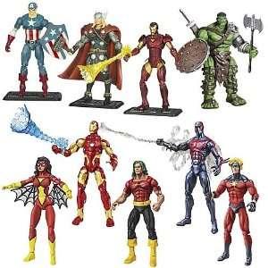 Marvel Universe Action Figures Wave 12 Toys & Games