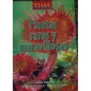 Plantas Raras Y Maravillosas (Time for Kids, Grade 5
