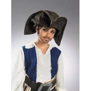 Jack Sparrow Pirate Hat Child Costume Accessory Toys