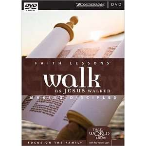 as Jesus Walked Volume 7 Home Pack DVD Bible Study Making Disciples