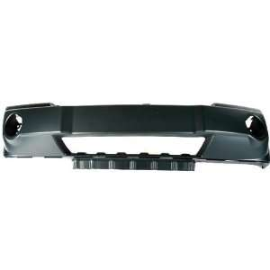 TKY AM04024BB TY5 Jeep Grand Cherokee Primed Black Replacement Front