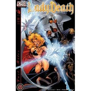 Lady Death: Last rites #4: John Ostrander, Ivan Reis: Books