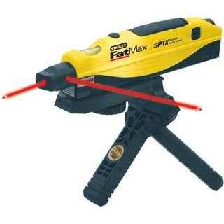 Stanley 77 190 SP1X FatMax Laser Torpedo Level   Bulk 076174771909