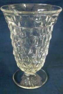 FOSTORIA AMERICAN PATTERN CRYSTAL ICED TEA GLASS