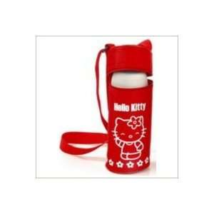 Sanrio Hello Kitty Insulated Bottle Holder w/ strap Toys & Games