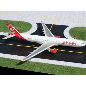 Gemini Jets Air Berlin A 330 300 Model Airplane