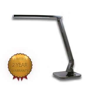 Natural Light LED Multi function Desk Lamp Black