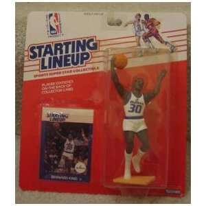 BERNARD KING WASHINGTON BULLETS 1988 KENNER STARTING