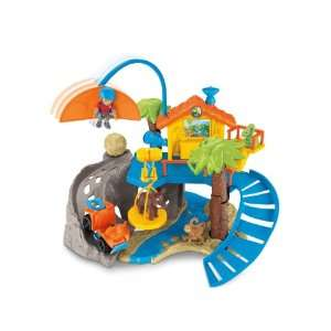 Fisher Price Diegos Rescue Center Toys & Games