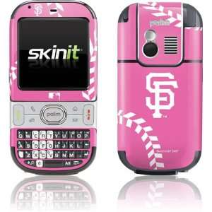 San Francisco Giants Pink Game Ball skin for Palm Centro