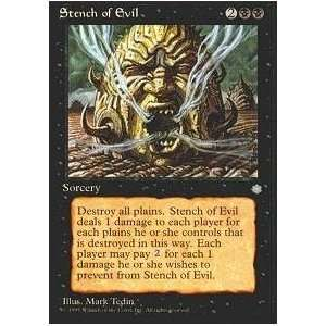 Magic the Gathering   Stench of Evil   Ice Age Toys & Games
