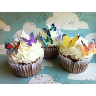 Edible Ladybugs & Bees Cupcake   Cake Decorations (1 dz)