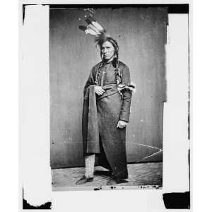 Hole in the Day (Younger). Chippewa,Indian delegate