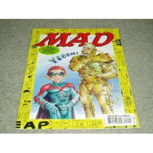 Mad Magazine Issue # 359 July 1997 # 2 Cover E.C. Comics