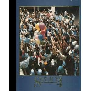 com (Black & White Reprint) 1984 Yearbook Reagan High School, Austin