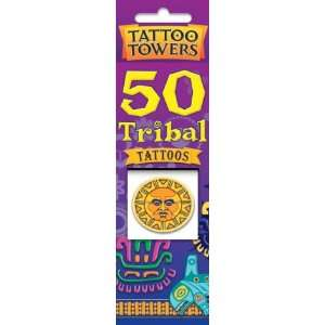Tribal Tattoos (Tattoo Towers) (9781842297056): Books