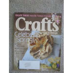 Craft N Things April 2011 Books